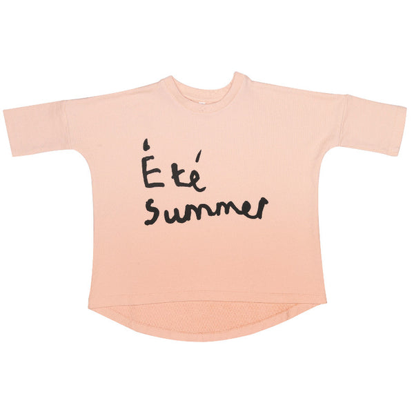 Oversized Top Ete Summer BEAU LOVES - www.fourmonkeys.com