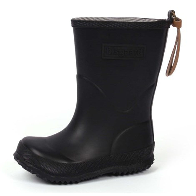 Rainboots Black BISGAARD - www.fourmonkeys.com
