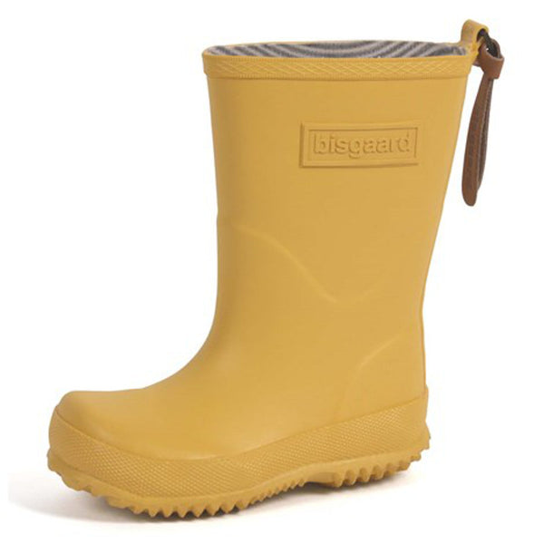 Rainboots Yellow BISGAARD - www.fourmonkeys.com