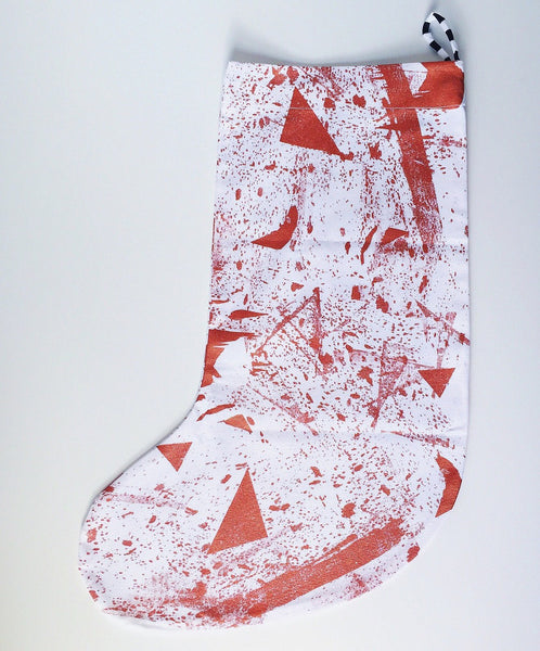 Christmas Stocking YOUNG DOUBLE BY NAKED LUNGE - www.fourmonkeys.com