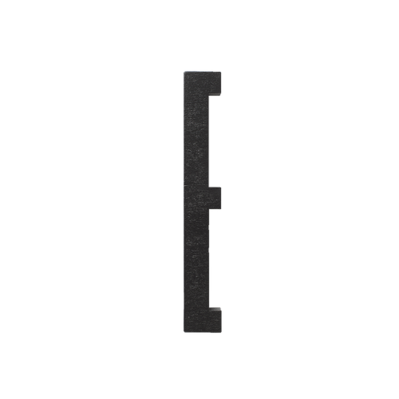 Wooden Letters Black