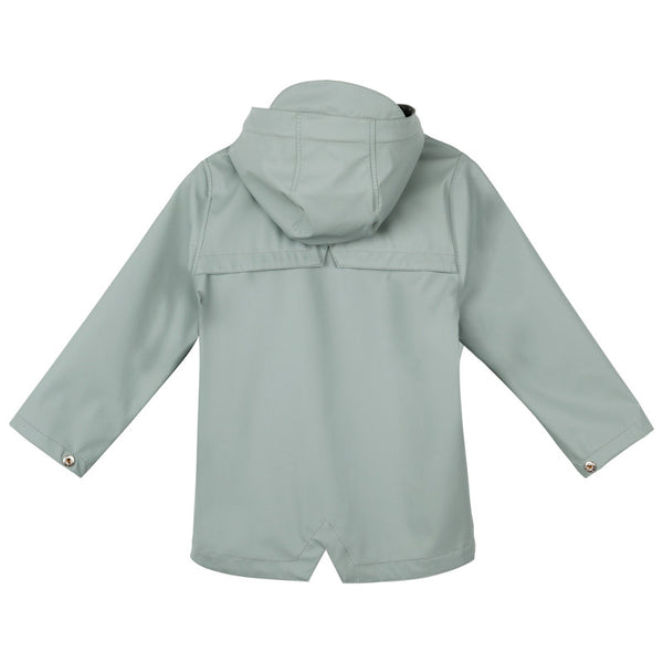 Elephant Man Rain Jacket Wrought Iron Grey GoSoaky - www.fourmonkeys.com