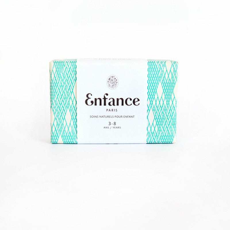 Protective Purifying Soap 3-8 Wrapped ENFANCE - www.fourmonkeys.com
