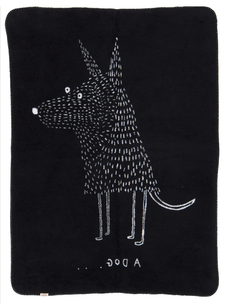 A Dog Blanket 100X150CM Fabulous Goose - www.fourmonkeys.com