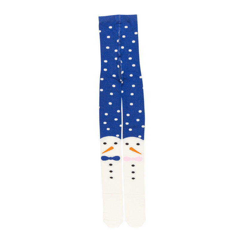 Snow Family Tights