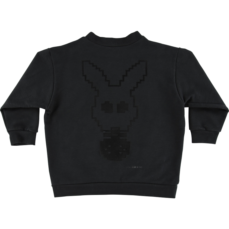 If it's Friday Co Fleece Gasmask Sweater