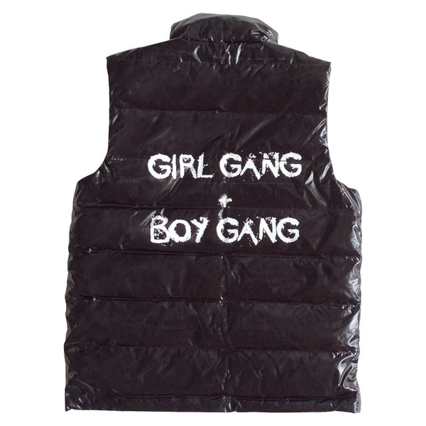 The Thermo Vest Girl Gang+Boy Gang