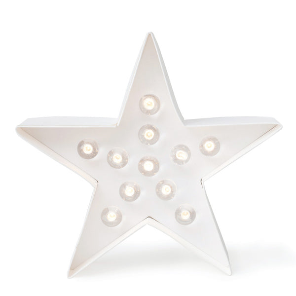 Marquee Love Star