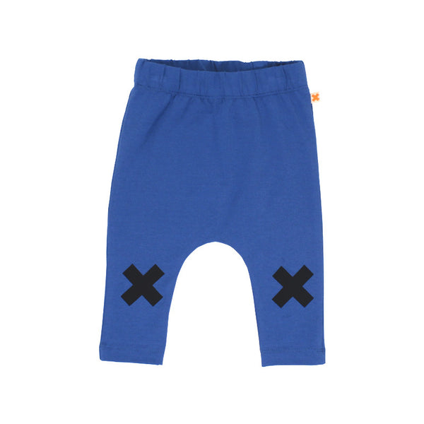 Logo Pant Blue/Dark Navy