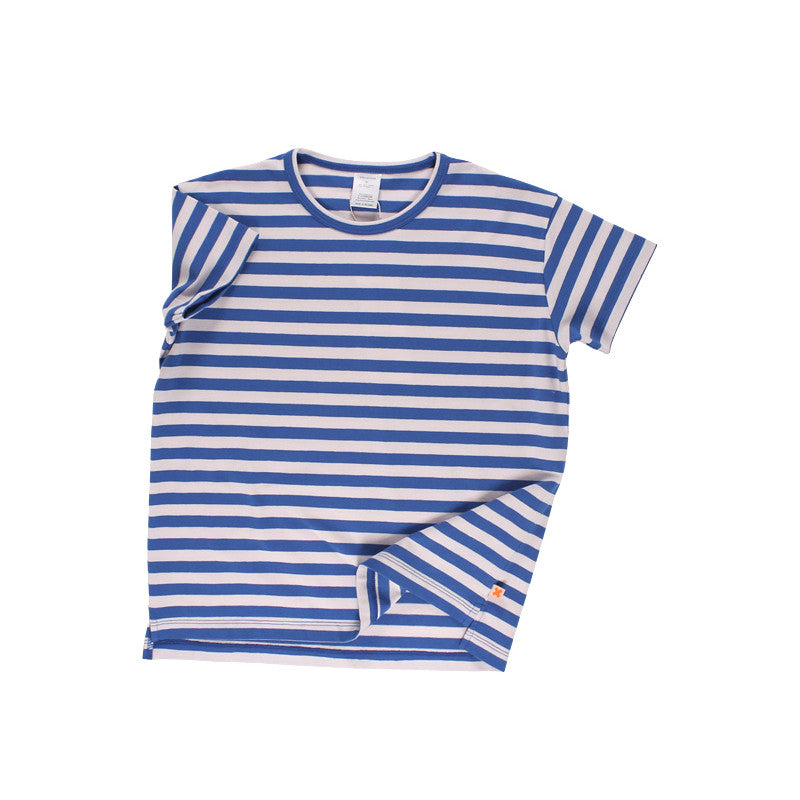 Small Stripes SS Oversized Tee