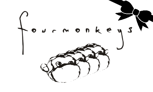 Fourmonkeys Gift Card