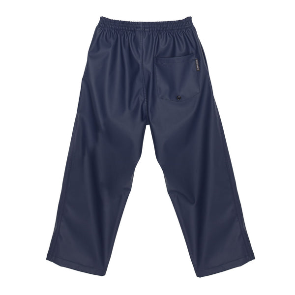 Hidden Dragon Unisex Rainpants - Mood Indigo