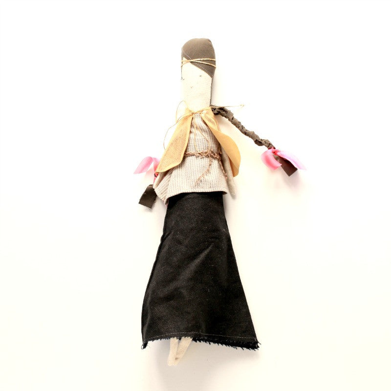 Little Sister Rag Doll H-LUV - www.fourmonkeys.com