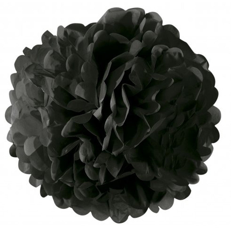 Pom Pom Small Black MISS ETOILE - www.fourmonkeys.com