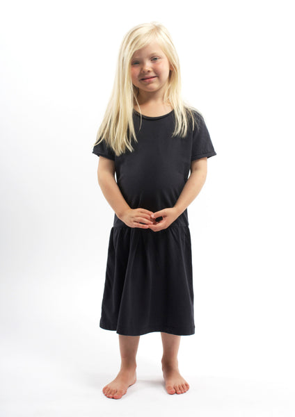 Martha Dress Vintage Black