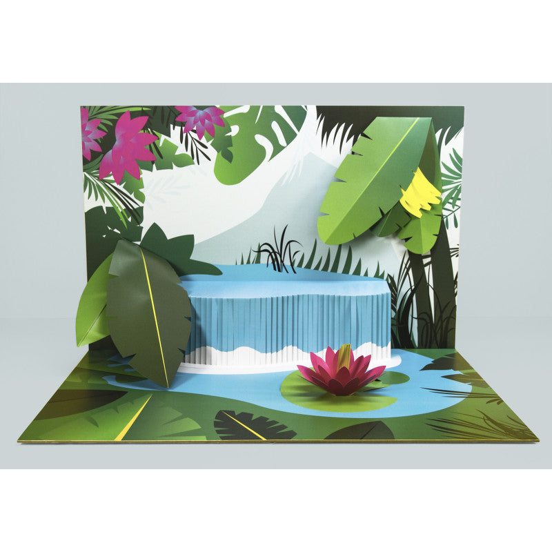 Tropical World Pop-Up
