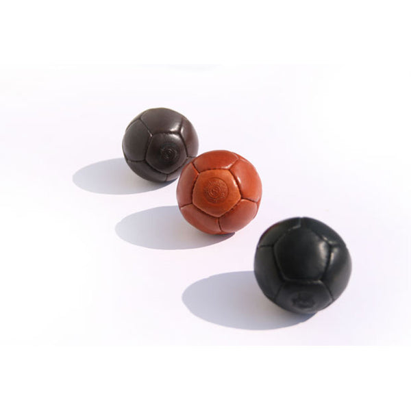 Rivel Juggling Ball - Black SONNENLEDER - www.fourmonkeys.com