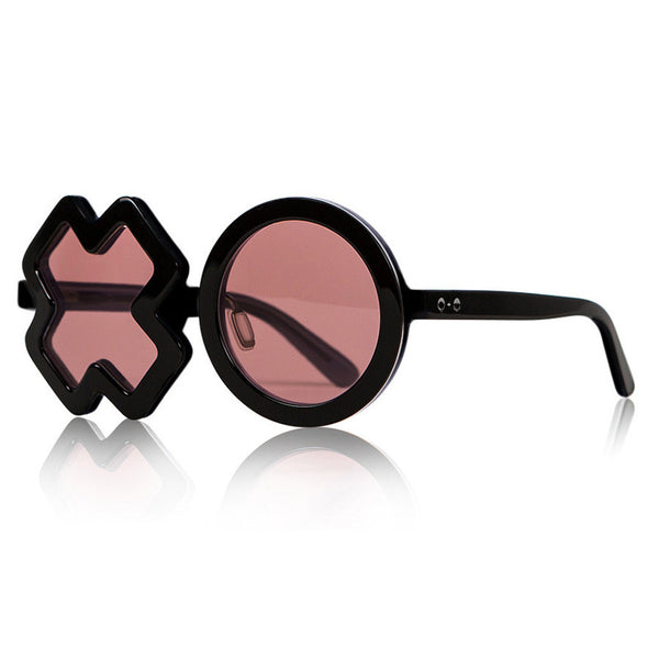 XO Sunglasses Black