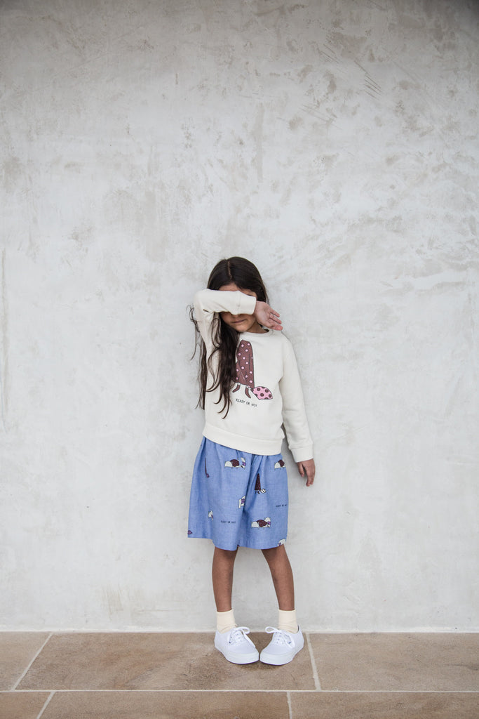 Hiding Places Skirt