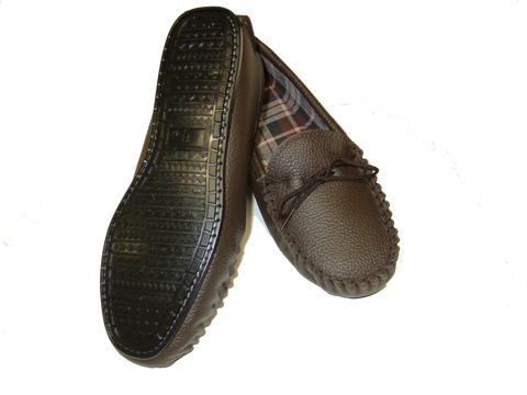Gents Leather Hard Sole Wool Lining | Cody
