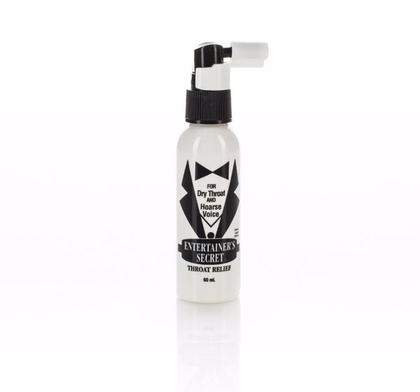 Entertainer's Secret 60ml Vocal Throat Spray