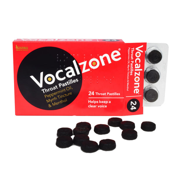 Vocalzone Throat Lozenges