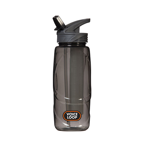 600mL Black Stage Ready Drink Bottle (Limited Time Sale)