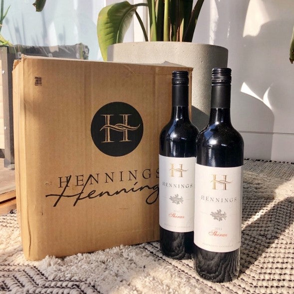 Hennings Shiraz 2018 Case Deal - Save 10%