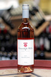 Gracedale Hills Estate Shiraz Rose 2016