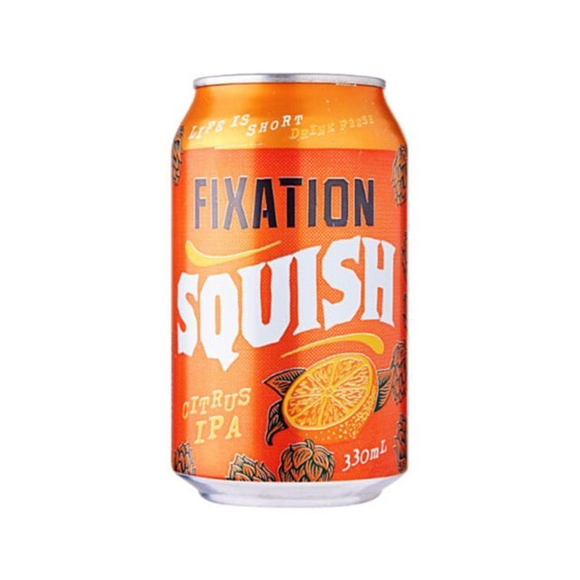 Fixation Squish Citrus IPA 4PK