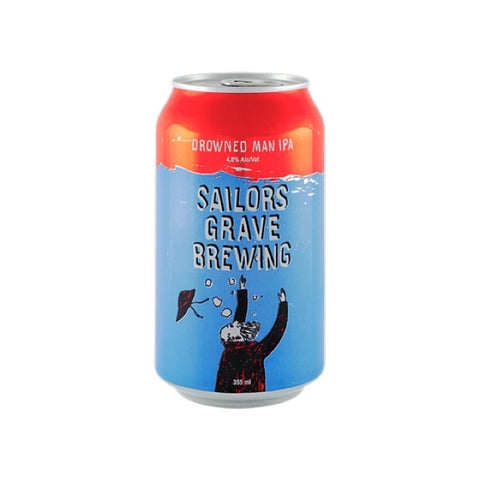 Sailors Grave Drowned Man IPA 4PK