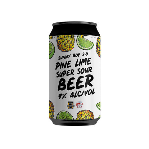Hope Brewery Sunny Boy Pine Lime Sour 4PK