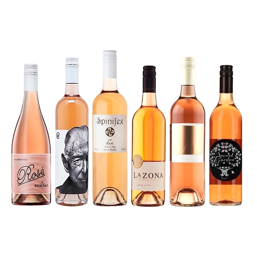 Rosé Mixed 6 Pack