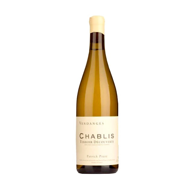 Patrick Piuze Chablis Terroir Decouverte 2019 - Burgundy, France