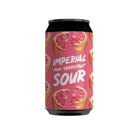 Hope Brewery Imperial Pink Grapefruit Sour 4PK