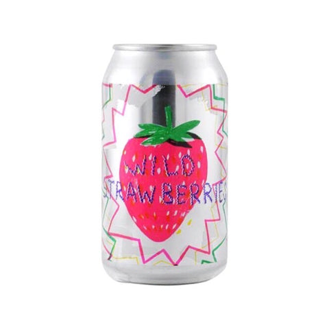 Sailors Grave Wild Strawberries Cream Sour 4PK