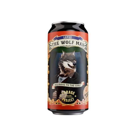 Garage Project Wolfman Imperial American Pale Ale 4PK