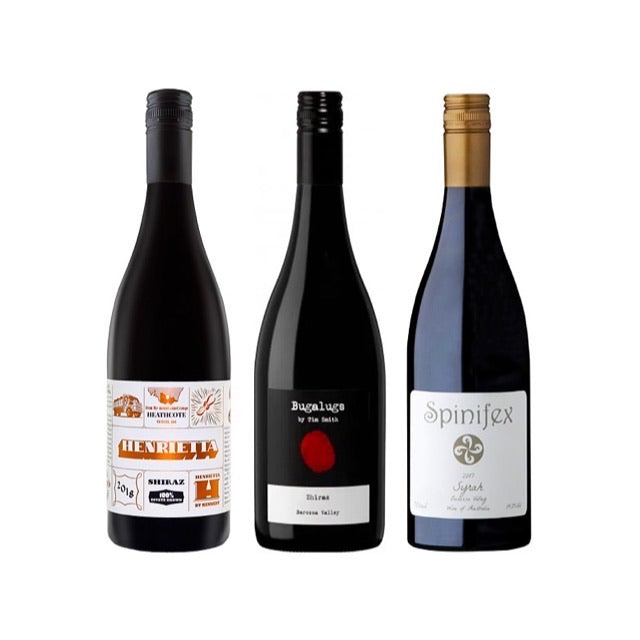 Shiraz Mixed 3 Pack