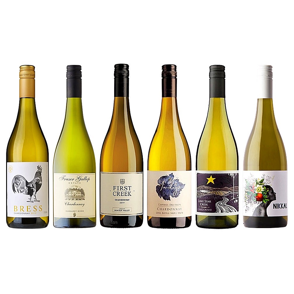 Chardonnay Mixed 6 Pack