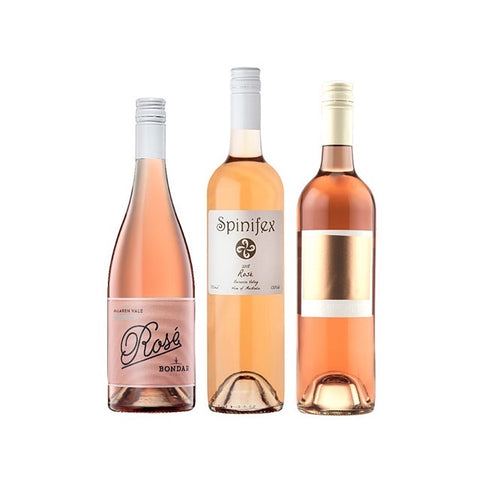 Rosé Mixed 3 Pack