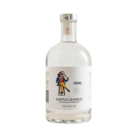 Hippocampus Metro Distillery Organic Vodka 700ml