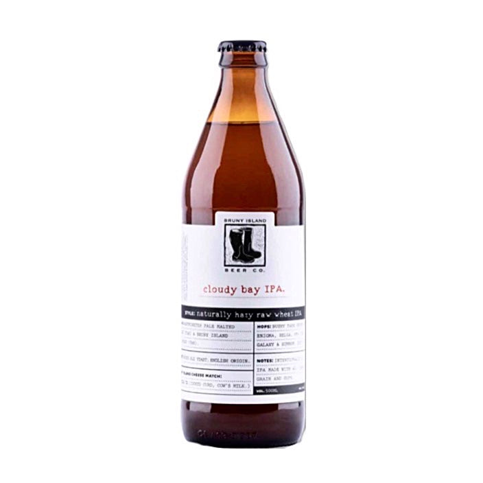 Bruny Island Cloudy Bay IPA 4x500ml
