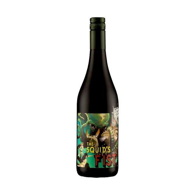 Some Young Punks Squids Fist Sangiovese Shiraz 2018 - Clare Valley, SA