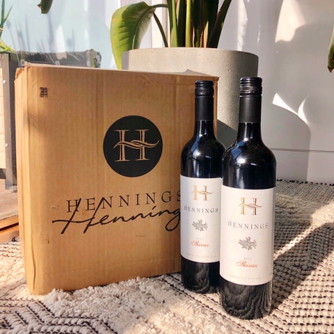 Hennings Shiraz 2011 Case Deal - 12 bottles save $110