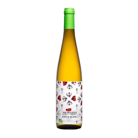 Cave de Ribeauville Pinot Blanc 2018 - Alsace, France