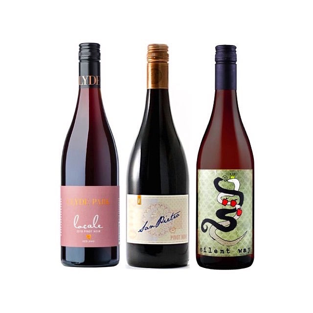 Pinot Noir Mixed 3 Pack