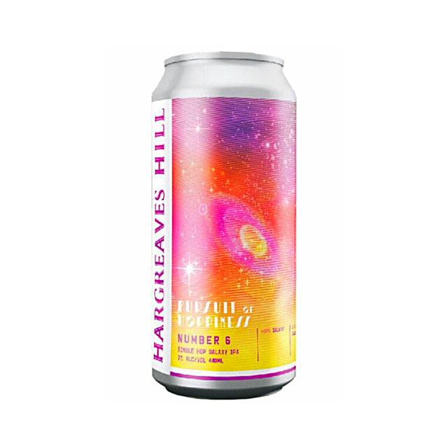 Hargreaves Hill Pursuit of Hoppiness Single Hop Galaxy IPA Single