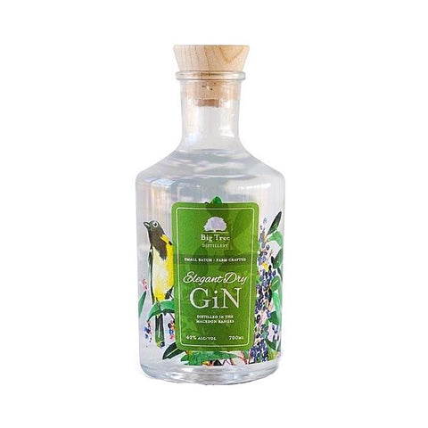 Big Tree Distillery Elegant Dry Gin 700ml