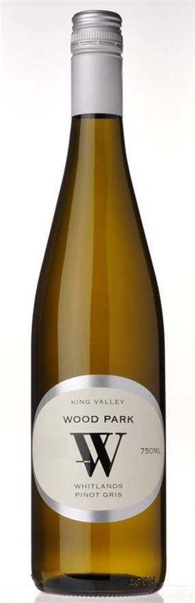 Wood Park Whitlands Pinot Gris 2013