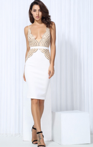 SAMANTHA BODYCON DRESS